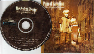 PAIN OF SALVATION The Perfect Element Part I PROMO CD 2000 Heavy Metal 12 Songs