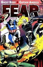 Ghost Rider/Captain America - Fear (1992) One-Shot