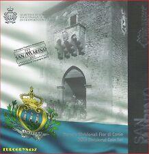 SAN MARINO - BU SET 2013  - 8 MUNTEN