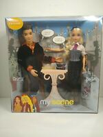My Scene Night On The Town Special Edition River & Barbie 2003 Mattel B6708 NRFB