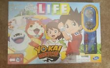 The Game of Life Yokai Watch Edition NEW, Free Shipping