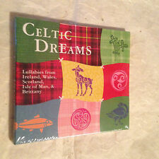 CD CELTIC DREAMS LULLABIES FROM IRELAND WALES SCOTLAND ISLE OF MAN BRITTANY