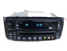 Dodge Chrysler single disc DVD MP3 CD REV 03-07 P05064085 Caravan Town Country