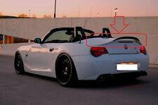 BMW Z4 E85 (2002-2008) REAR BOOT / TRUNK / TAILGATE SPOILER (painted in primer)