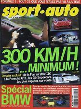 SPORT AUTO n°424 Mai 1997* 35 SUPERCARS LA GAMME BMW