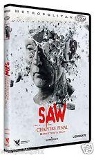 SAW 7 CHAPITRE FINAL -  VERSION NON Director's Cut ** DVD ** VF -- NEUF