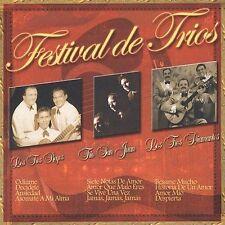 New: Various Artists: Festival De Trios  Audio CD