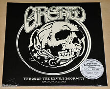"ORCHID - THROUGH THE DEVILS  DOORWAY, GERMAN WHITE vinyl 10"", 250 COPIES! NEW!"