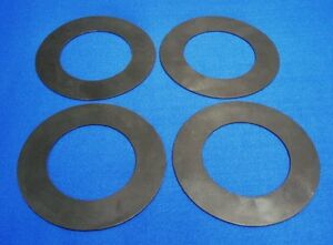4 NITRILE Fits Lincoln Welder Fuel Gas Tank Neck Seal Sa200 250 SAE400 Pipeliner