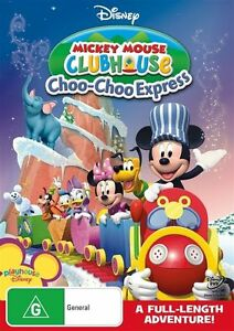 Mickey Mouse Clubhouse - Mickey's Choo Choo Express