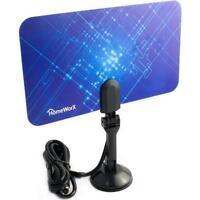 Mediasonic Homeworx HW110AN Super Thin Indoor HDTV Antenna - 25 Miles Range New