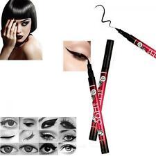 Black Waterproof Eyeliner Liquid Eye Liner Pen Pencil Makeup Cosmetic Beauty ND