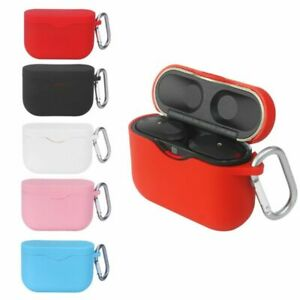 For Sony WF-1000XM3 Portable Cover Anti-Shock Bluetooth Headset Silicone Case