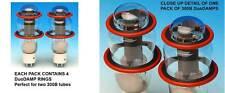 4 DuoDAMP 300BTUBE AMP DAMPERS FOR 300 B LARGE ST TUBES