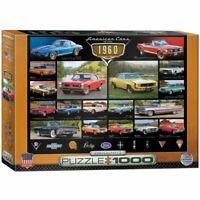 Eurographics  1000 Piece Jigsaw Puzzle  - Cruisin Classics - 1960's