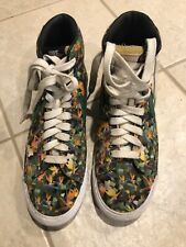 "Rare Nike Blazer Floral Vintage ""Los Angeles"" Limited Edition Sneaker US 10.5"
