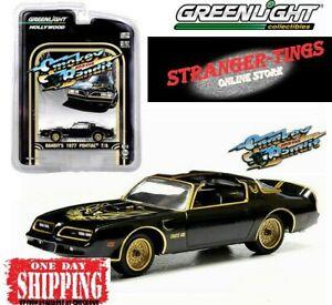 1977 Pontiac Trans Am Smokey & the Bandit 1977 Greenlight 1:64  Burt Reynolds