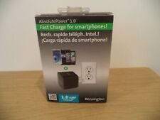 Kensington Absolute Power 1.0 Amp Fast Charge for SMARTPHONES Wall Charger