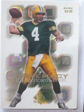 Brett Favre - 2000 SP Authentic Supremacy INSERT #S9 - Green Bay Packers
