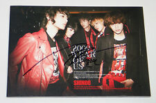 SHINee - 2009, Year Of Us (3rd Mini) CD+Photo Booklet [JONGHYUN's AUTOGRAPHED]