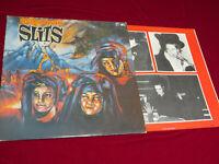 The Slits – Return of the giant   Germany 1981 CBS  Vinyl/Cover: very good OIS
