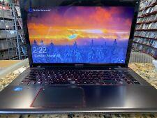 """Toshiba Qosmio X870 Gaming Laptop, NVIDIA, 17.3"""", i7-3630QM 16GB, 480GB SSD+ 1TB"""