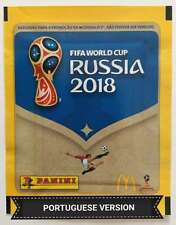 PANINI FIFA WORLD CUP RUSSIA 2018  PACKET PORTUGUESE VERSION McDONALD`S