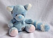 "TATTY TEDDY ME TO YOU BLUE NOSE FRIENDS SPIRIT 110 LEMUR 4"" SOFT TOY"