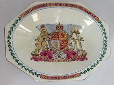 1937 King George & Queen Elizabeth Coronation Bowl