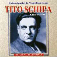 Tito Schipa Greatest Hits - CD Replay