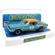 Scalextric C4160 Mercury Cougar-no. 48 1/32 Slot Car