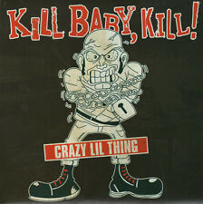 """KBK-CRAZY LIL THING""""EP""""Oi!Oi!/Punk/Skin/Boots&Braces/Way of Life/500 Ex./black"""