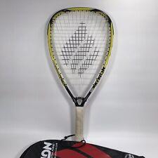 EKTELON POWERRING FREAK oversize Racquetball Racquet Super small grip w/cover