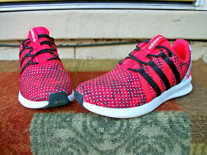 Adidas SL Loop...Red/Black/White Color Way...Womens size 7