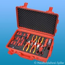Kraftwerk ® 4057 Universal-VDE-Werkzeugkoffer 65-tlg.