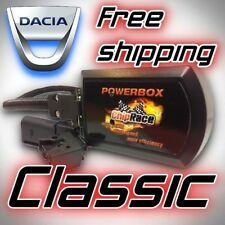 DACIA DUSTER 1.5 DCI 110 CV TUNING CHIP BOX CHIPTUNING POWER BOX CR IT