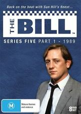 THE BILL - SERIES 5, PART 1 (8 DVD SET - LIMITED EDITION) NEW!!! SEALED!!!