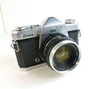 Kowa Model SET 35mm Camera for Parts or Repair [01]