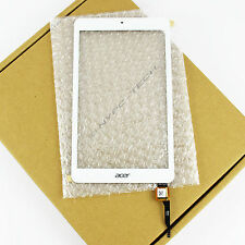 """New Digitizer Glass Touch Screen for  Acer Iconia One Tab B1-850 A6001 8"""" White"""