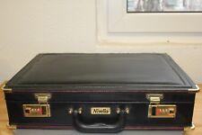 Nivella Besteckset Besteckkoffer schwarz (16D)
