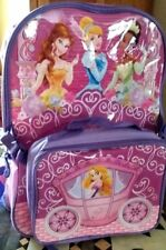 Disney Princess Backpack With Lunch pack
