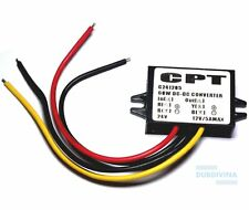 Car Converter 24V To 12V 5A 60W Step Down Module DC To DC Buck Module - UK selle