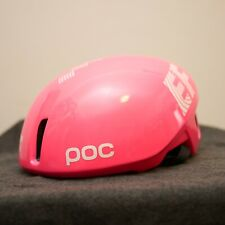 EF Education First pro cycling team Aero Helmet POC Octal aero Rider issue