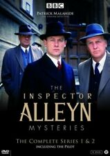 The Inspector Alleyn Mysteries : The Complete Series 1 & 2 + the pilot (9 DVD)