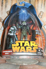 Commander Gree Star Wars Revenge Of The Sith Collection 2005