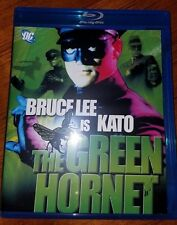 THE GREEN HORNET COMPLETE 1966 TV SHOW BLU-RAY  BATMAN BRUCE LEE KATO  LIKE NEW