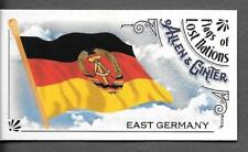 2018 Topps Allen & Ginter Flags of Lost Nations Mini FLN-9 East Germany