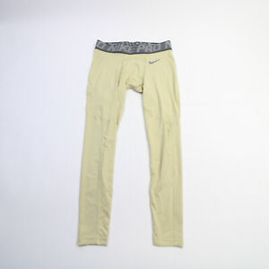 Nike Pro Hypercool Compression Pants Men's Gold Used