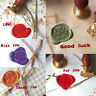 Retro Wooden Handle Personalized Letter Logo Wedding Invitation Seal Wax Stamp