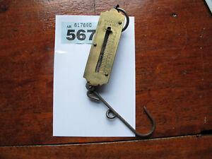 Vintage Pocket Scales 'Foreign.